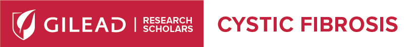 Gilead Sciences Research Scholars Program in Cystic Fibrosis Logo